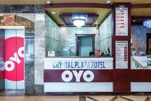 Crystal Plaza Hotel - фото 18