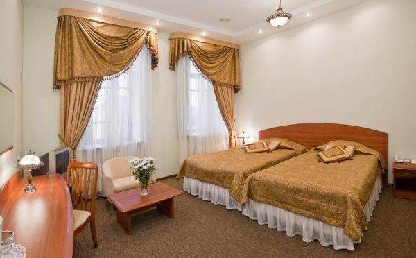 Отель Раздолье - фото 50