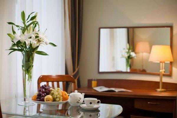 Отель Раздолье - фото 11
