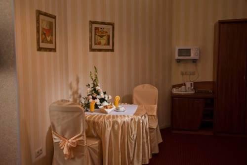 Отель Раздолье - фото 12