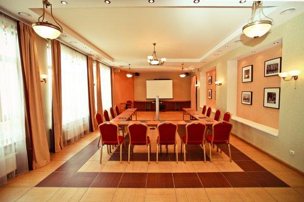 Отель Раздолье - фото 18