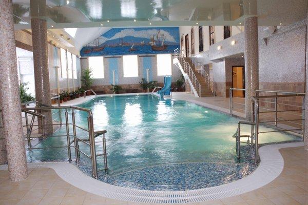 Отель Раздолье - фото 19