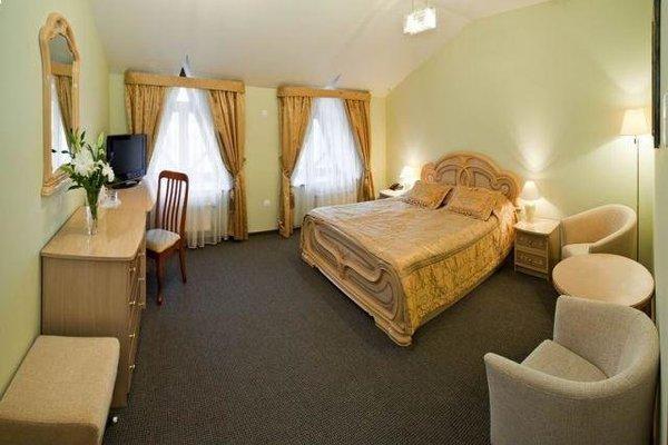 Отель Раздолье - фото 2