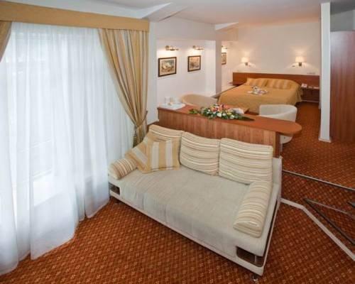 Отель Раздолье - фото 4