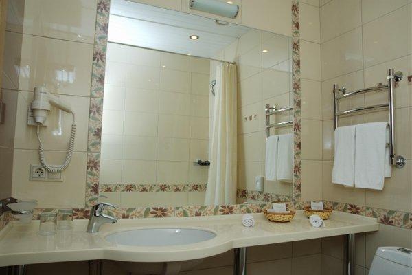 Отель Раздолье - фото 9