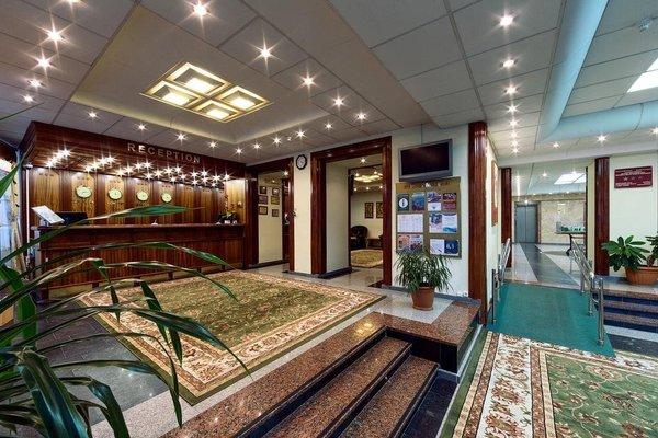 Гостиница На семи холмах - фото 10