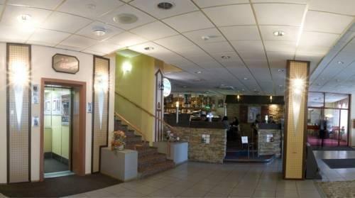 Гостиница Cronwell Inn Югра - фото 21