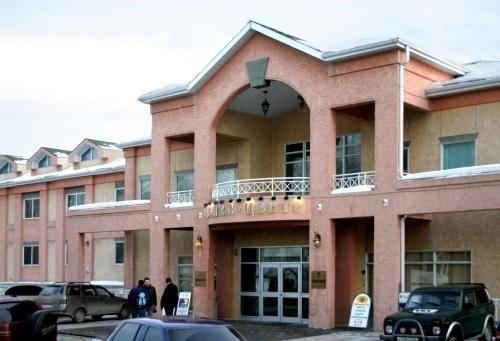 Гостиница «Cronwell Inn Бизнес-центр», Ханты-Мансийск