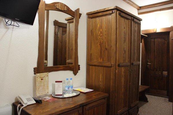 Отель Миснэ - фото 11