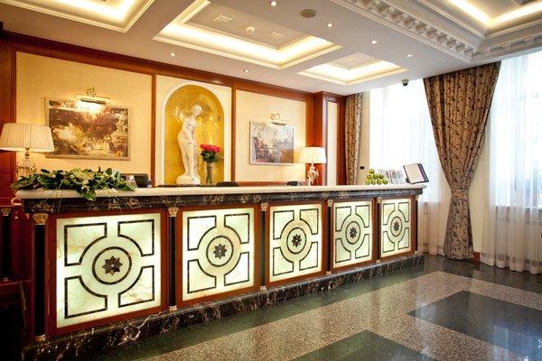 Отель Парус - фото 15