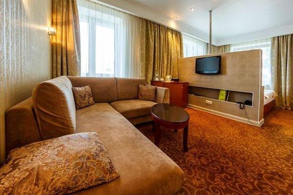 Хабаровск Сити Boutiqe Hotel - фото 10