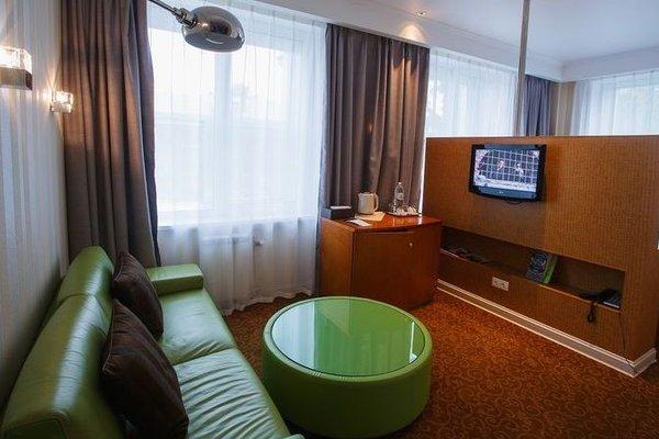 Хабаровск Сити Boutiqe Hotel - фото 11