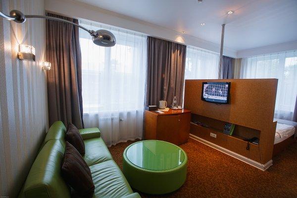 Хабаровск Сити Boutiqe Hotel - фото 12