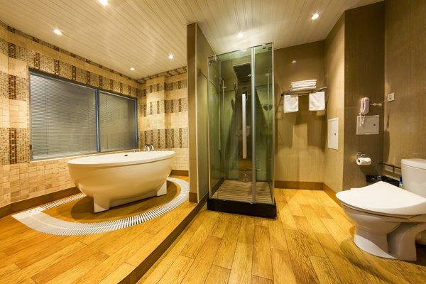 Хабаровск Сити Boutiqe Hotel - фото 16