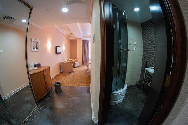 Хабаровск Сити Boutiqe Hotel - фото 20
