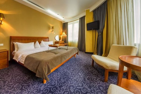 Хабаровск Сити Boutiqe Hotel - фото 6