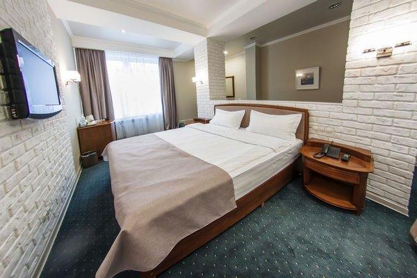 Хабаровск Сити Boutiqe Hotel - фото 7