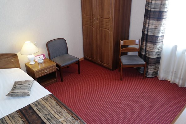 Саппоро Отель - фото 12