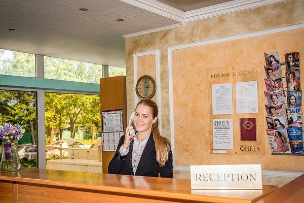 Отель Онега - фото 14