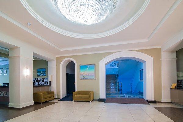 Гостиница Амур - фото 16