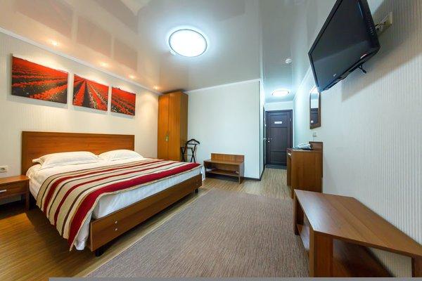 Отель Зарина - фото 1