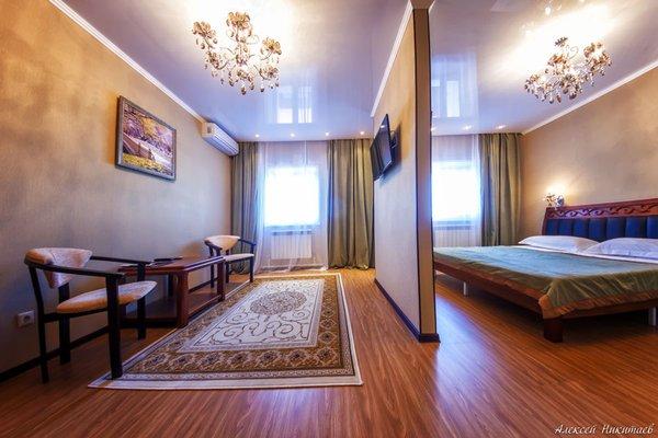 Отель Зарина - фото 2
