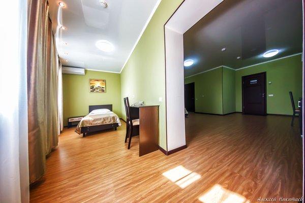 Отель Зарина - фото 21
