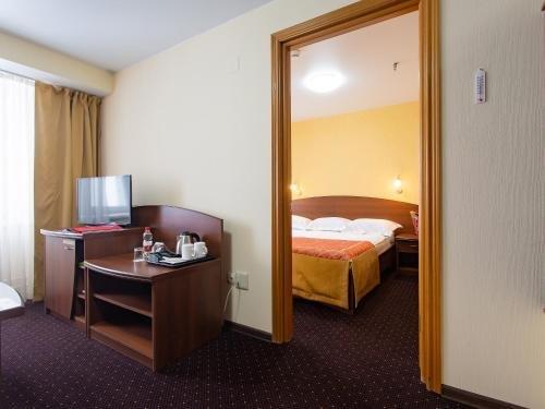 Гостиница Кристалл - фото 2