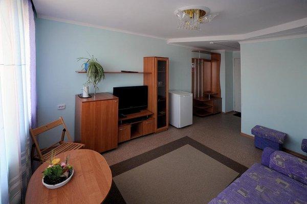 Отель «Pansionat Karagayskiy Bor», Карагайский