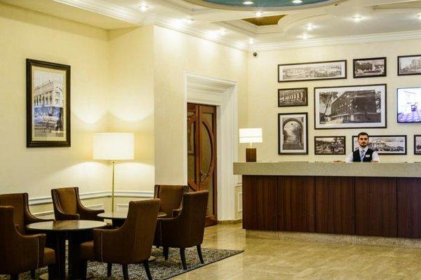 Историческая Гостиница Калуга - фото 16