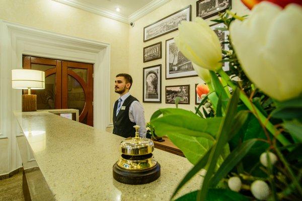 Историческая Гостиница Калуга - фото 20