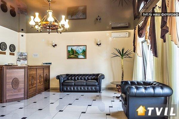 Отель Камелот - фото 11