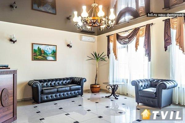 Отель Камелот - фото 17