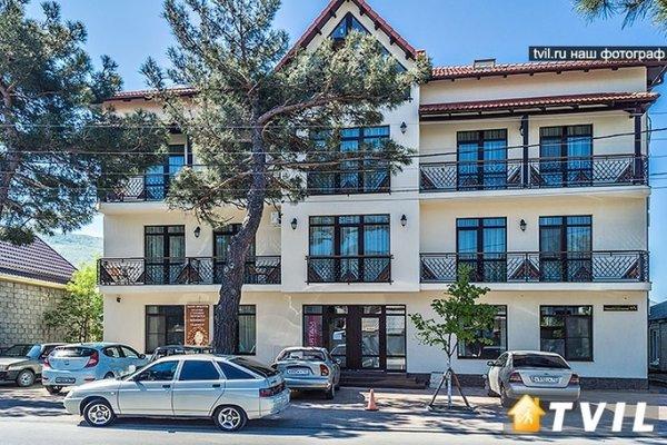 Отель Камелот - фото 21