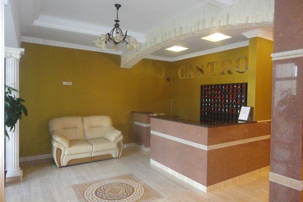 Гостиница Castro - фото 16