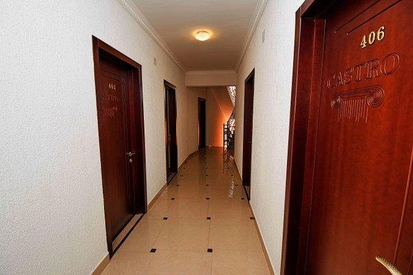 Гостиница Castro - фото 17