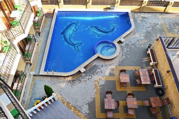 Гостиница Castro - фото 21