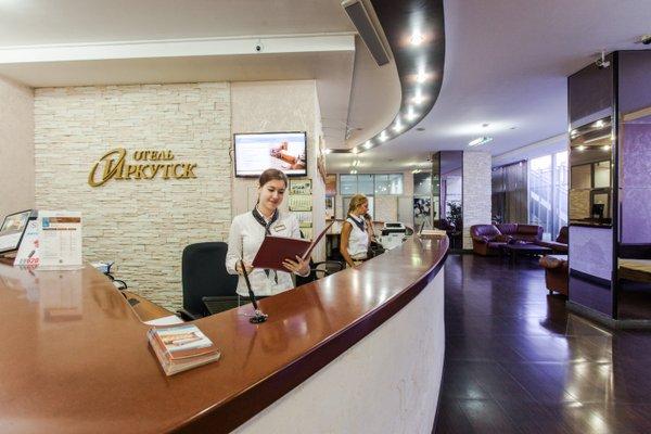 Отель Иркутск - фото 14