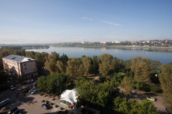 Отель Иркутск - фото 22