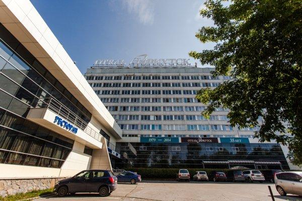 Отель Иркутск - фото 23
