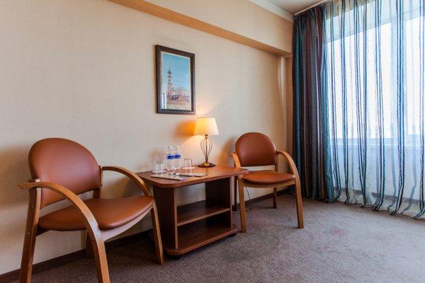 Отель Иркутск - фото 6