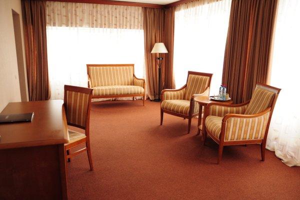 Отель Иркутск - фото 7