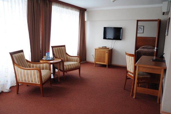Отель Иркутск - фото 8