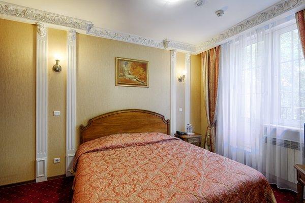 Отель Звезда - фото 1