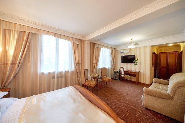 Отель Звезда - фото 5