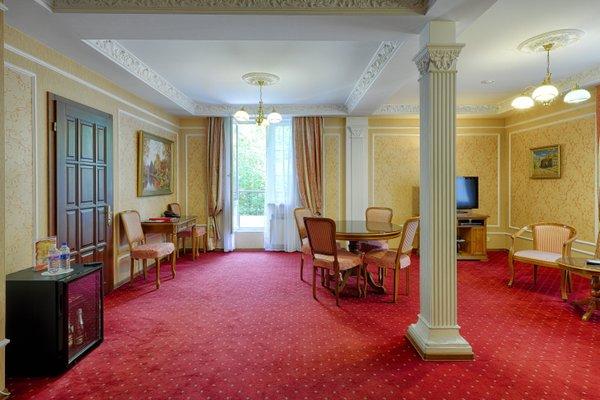 Отель Звезда - фото 6