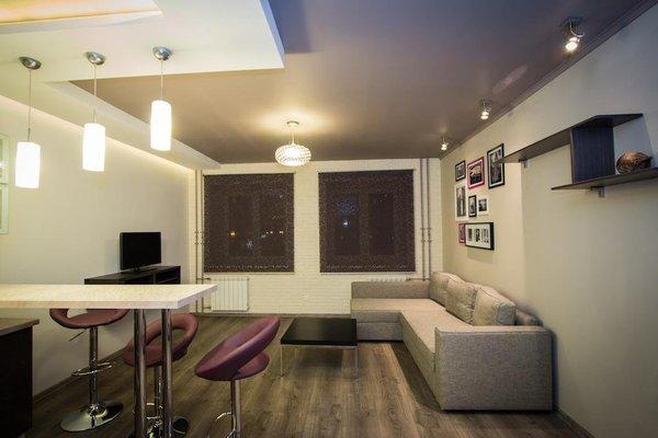 Апартаменты Авангард - фото 8
