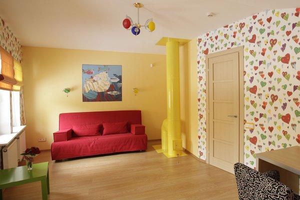 Курортный Отель Лесная Рапсодия - фото 7