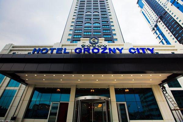 Отель Грозный Сити - фото 16