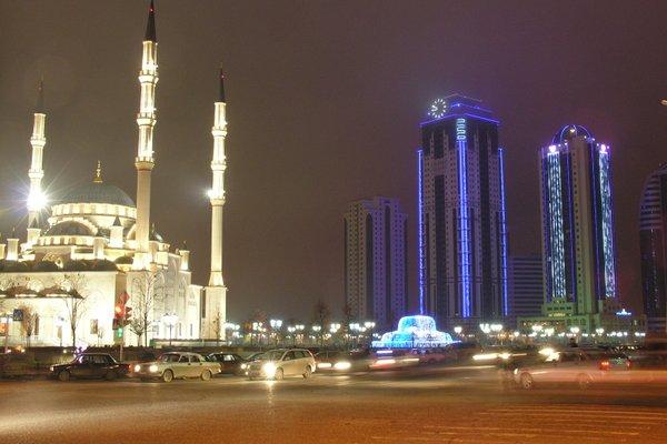 Отель Грозный Сити - фото 22